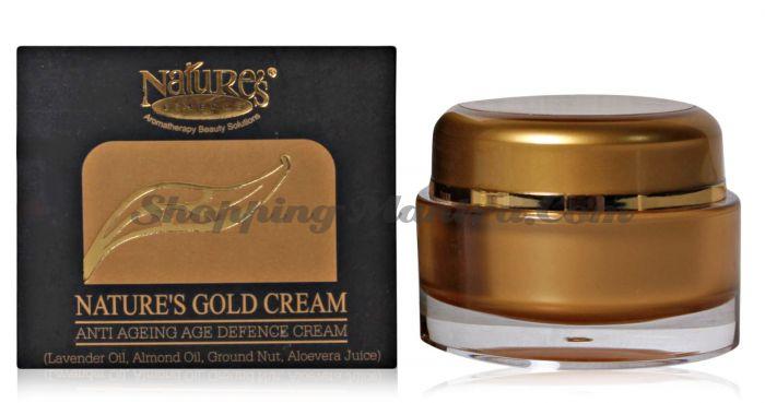 Крем защитный антивозрастной / Nature's Essence Anti-ageing Age Defense Cream