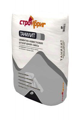 Стройбриг Танилит - штукатурка цементно-известковая (25кг)