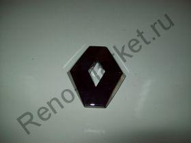 """Эмблема """"Ромб"""" задняя Logan фаза1 (2006-2009) Renault оригинал 8200600004"""