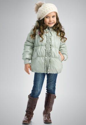 Куртка для девочки 3 лет