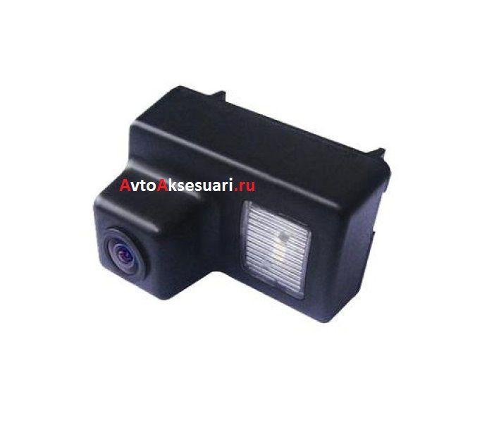 Камеры заднего вида для Peugeot 206