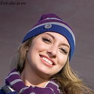 Шапка и шарф «Пуговки»