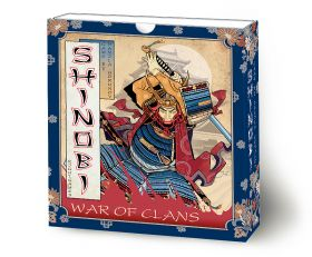 Shinobi. War of Clans.