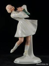 """""""Венгерский танец"""", Schaubach, Германия, 1926-53 гг., артикул 10233"""