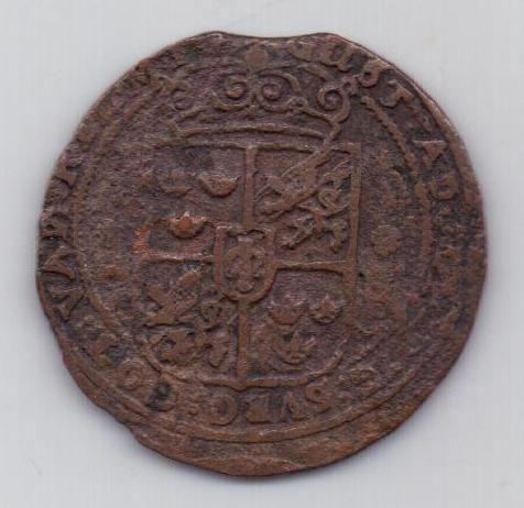 1/2 орэ 1629 г. Редкость . Швеция