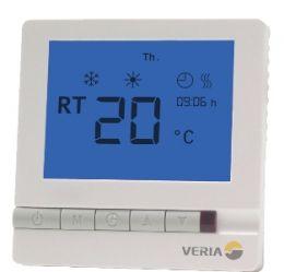 Электронный терморегулятор Veria Control T45 программируемый