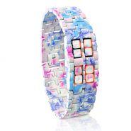 Японские LED часы Geisha