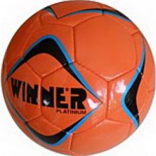 Мяч футбольный Winner Platinium Orange FIFA INSPECTED