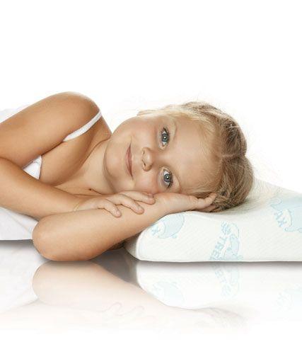 Детская подушка Trelax Respecta Baby c эффектом памяти (от 3-х лет)