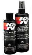 Промывка и пропитка, K&N, для воздушных фильтров