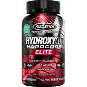 Hydroxycut Hardcore Elite (100 капсул)