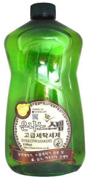 580046 Жидкое средство для стирки с серебром, 1100ml