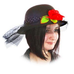 """Шляпа """"Роза"""""""