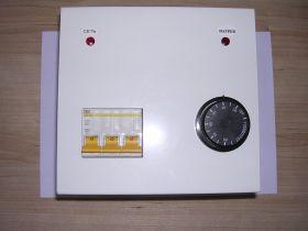 Пульт управления ПУЭ 3/6 кВт (СЭВ)