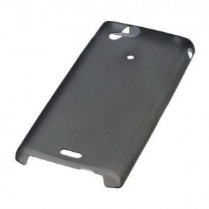 Накладка Sony Ericsson LT15 Xperia arc/LT18 Xperia arc S/X12 Xperia arc (black)
