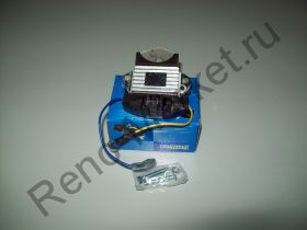 Реле регулятор генератора (R-19) Stellox 0671652SX аналог 7701028400, 7701029095, 7701030241, 7701031737, 7701033171, 7701033654, 7701348589