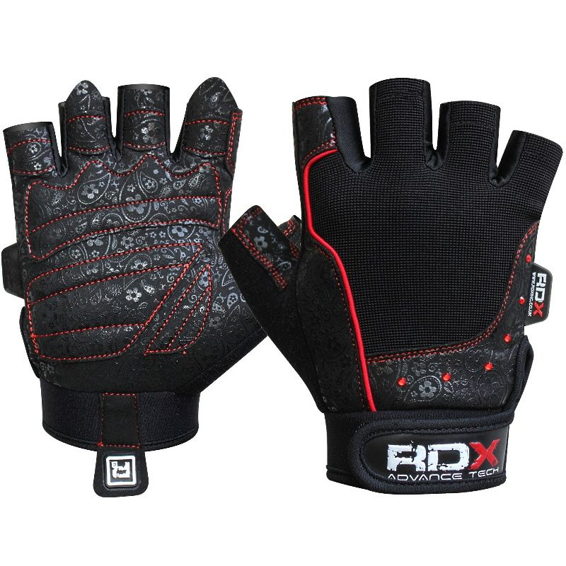Женские перчатки для фитнеса RDX S4 SWAROVSKI