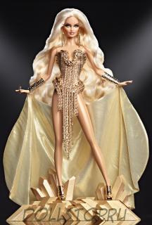 "Коллекционная кукла Барби ""Золотая Блондинка"" - The Blonds Blond Gold Barbie Doll"
