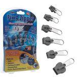 Съемные замки для разных молний «Fix a Zipper» - 6 шт.
