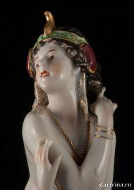 """Анна Павлова в балете """"Египетские ночи"""", Volkstedt, Германия, до 1935 года"""