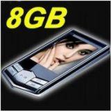 """MP3 MP4 плеер с радио, 8GB, дисплей 1,8"""" TFT"""