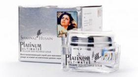 PLATINUM ULTIMATE CELLULAR SKIN RECHARGE SCRUB 40gm / Восстанавливающий скраб для максимального ухода за кожей на клеточном уровне Shahnaz Husain