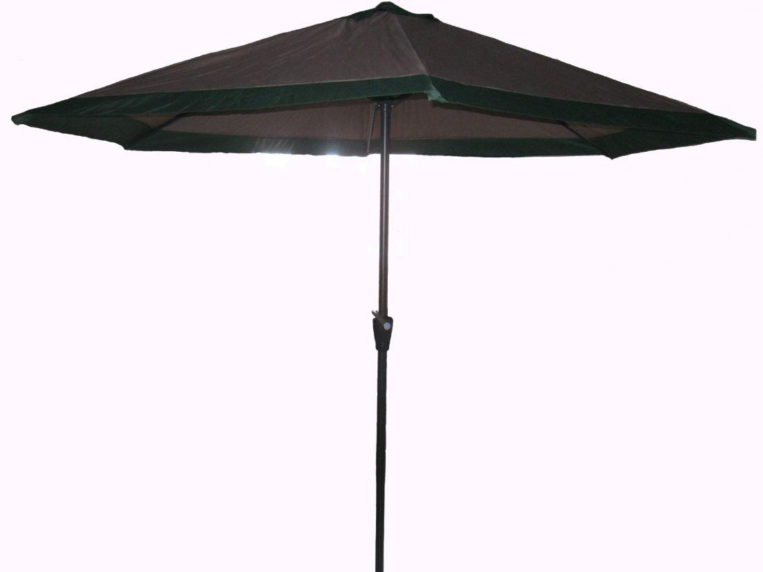 Зонт складной дачный
