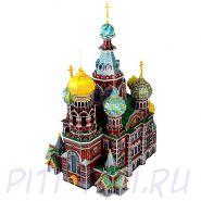 CubicFun. 3D пазлы. Соборы и храмы. Собор Воскресения Христова