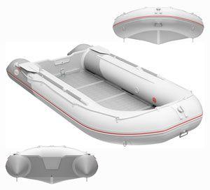 Надувная лодка Badger Sport Line 300 AL