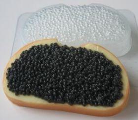 Форма для мыла Икра черная
