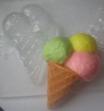 Форма для мыла Мороженое