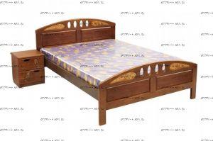 Кровать Галатея береза