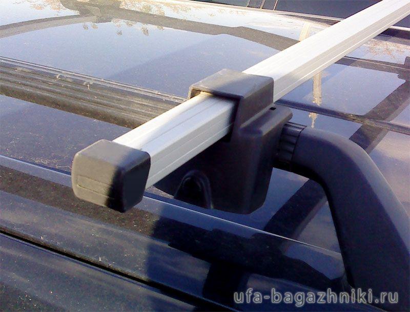 Багажник (поперечины) на рейлинги на ВАЗ-2111 универсал, Атлант, алюминиевые дуги
