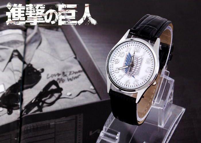 "Наручные аниме часы ""Attack on Titan"""
