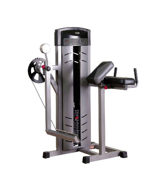 Тренажер - БТ-131 тренажер для ягодичных бедра радиальный V-sport