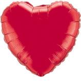 """Фигура """"Сердце"""" красный, 32"""", Испания"""