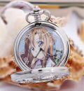 """Карманные аниме часы """"Sword Art Online"""" №3"""