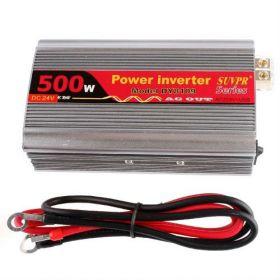 Инвертер 24V в переменное 220V и 5V USB