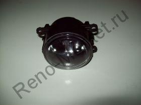 Фара противотуманная Valeo 088358 (без упаковки) аналог 8200074008
