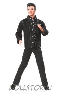 """Коллекционная кукла """"Элвис Пресли  - Тюремный Рок""""  Elvis Presley Jailhouse Rock Doll"""