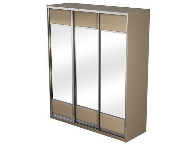 Шкаф трехдверный Como/Veda (МДФ) | Орматек