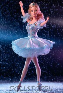 "Коллекционные Барби: Барби Снежинка из Балета ""Щелкунчик"", Barbie® Doll as Snowflake in ""The Nutcracker"""