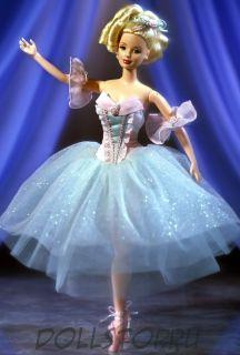 "Коллекционнная кукла Барби  Марципан из балета ""Щелкунчик""  - Barbie Doll as Marzipan in The Nutcracker"