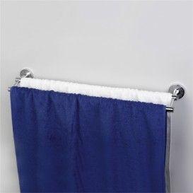 Штанга для полотенец двойная WasserKRAFT Серия Isen К-4000