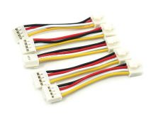 4 контактный кабель 5 см. (упаковка 5 шт.)