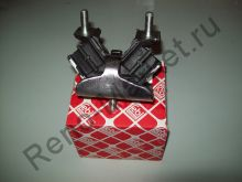Опора (подушка) двигателя правая нижняя (Megane I) Febi 12055 аналог 7700785949