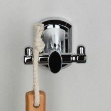 Крючок двойной WasserKRAFT Серия Oder К-3000