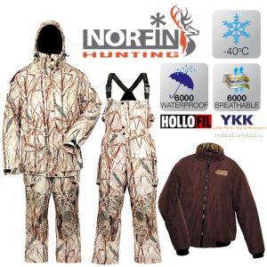 Костюм зимний Norfin Hunting NORTH RITZ