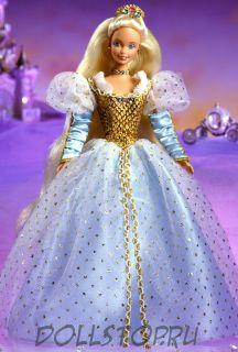 Коллекционная кукла Барби Золушка - Barbie Doll as Cinderella