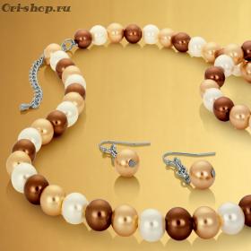 Ожерелье «Золотое сияние»